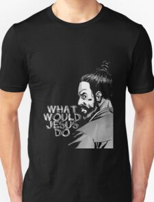 WWJD-Paul monroe Unisex T-Shirt