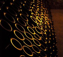 Champagne Cellars in Reims, France by kweirich