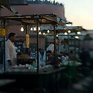 The Night Market by Matthew Walters