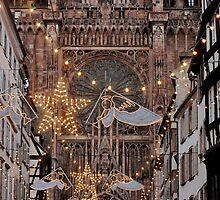 Noël à la Alsacienne  by kweirich