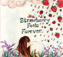 strawberrylove. by Aslisu Turkmen
