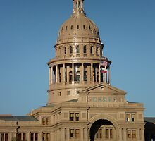 Capitol of Texas, Austin Texas by paul beck