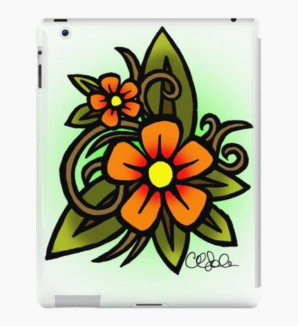 Flowers Dull iPad Case/Skin