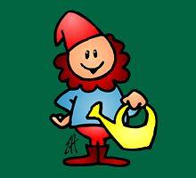 Gnome in the garden Unisex T-Shirt