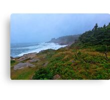 Cape Breton Storm Canvas Print