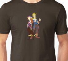 Elaine & Guybrush Unisex T-Shirt