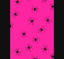 hot pink spider Unisex T-Shirt
