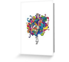 All the Things Greeting Card