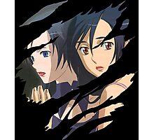 Blood+ plus saya diva anime manga shirt Photographic Print