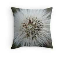 Fluff! Throw Pillow