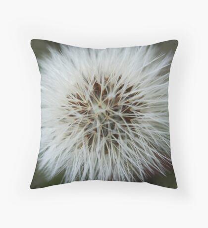 Fluff! Throw Pillow