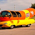Oscar Meyer Weiner Mobile by Tim Denny