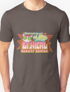 Professor Genki's Super Ethical Reality Climax Unisex T-Shirt