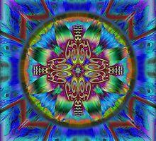 Faith Mandala by mandaladon