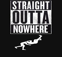 straight outta nowhere RKO ORTON T-Shirt