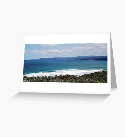 Lorne View Greeting Card