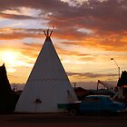 Route 66 Accomodations by AsEyeSee