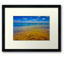The Dell at Clifton Springs #2 Framed Print