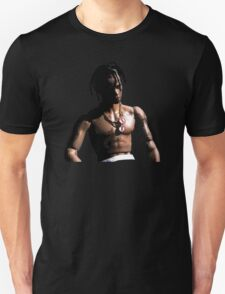 Travi$ 'Rodeo' Action Figure T-Shirt