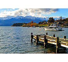 Wanaka. South Island, New Zealand. Photographic Print