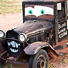 Tow Truck for Rent by Tim Denny
