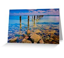 The Dell at Clifton Springs #3 Greeting Card