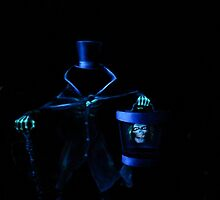 Hatbox Ghost by maddiep333