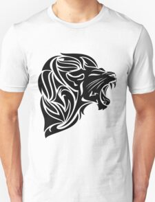 Head of Tribal Lion T-Shirt