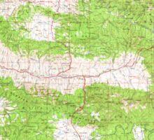 USGS Topo Map Oregon Canyon City 283309 1955 250000 Sticker