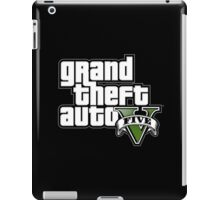 Grand Theft Auto V [All Products] iPad Case/Skin