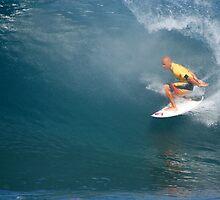 Kelly Slater's Ten Point Ride by kevin smith  skystudiohawaii