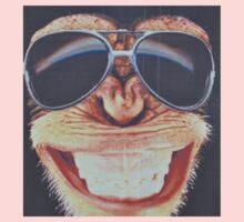 Cool Monkey One Piece - Long Sleeve