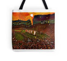 Clemson Tigers Death Valley Tote Bag