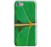 Nature's Symmetry iPhone Case/Skin