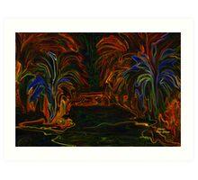 CONEY ISLAND....VIEW LARGER Art Print