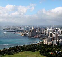 Waikiki by Richard Miranda