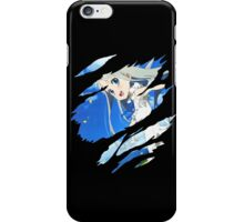 anohana the flower we saw that day meiko anime manga shirt iPhone Case/Skin