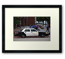 L.A.'s Finest ??? Framed Print