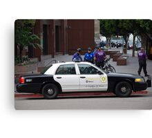 L.A.'s Finest ??? Canvas Print