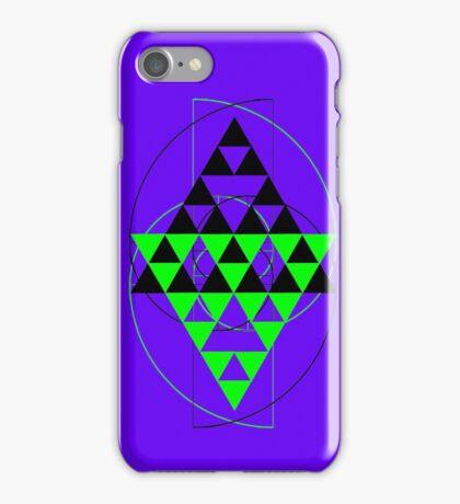 Golden Pyramids G iPhone Case/Skin