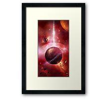 The Sphere Framed Print