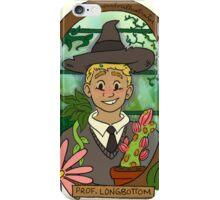 19 years later: Professor Longbottom iPhone Case/Skin
