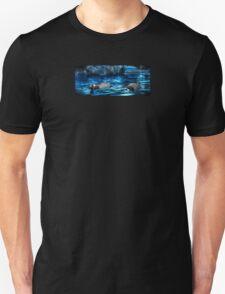 Gentoo Penguin Plunge Unisex T-Shirt