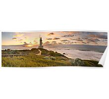 Point Lonsdale Lighthouse, Australia Poster