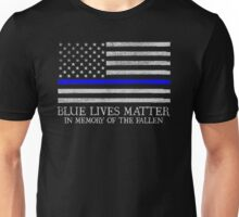 The Blue Line Unisex T-Shirt