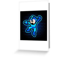 Megaman [All Products] Greeting Card