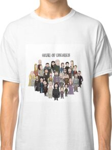 Game of Burgers Classic T-Shirt