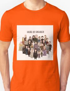 Game of Burgers T-Shirt