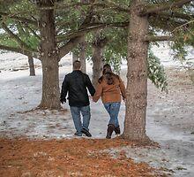 Mercy & Clay - Engagement  (XI) by Eric Scott Birdwhistell