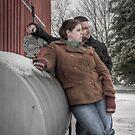 Mercy & Clay - Engagement  (XVII) by Eric Scott Birdwhistell